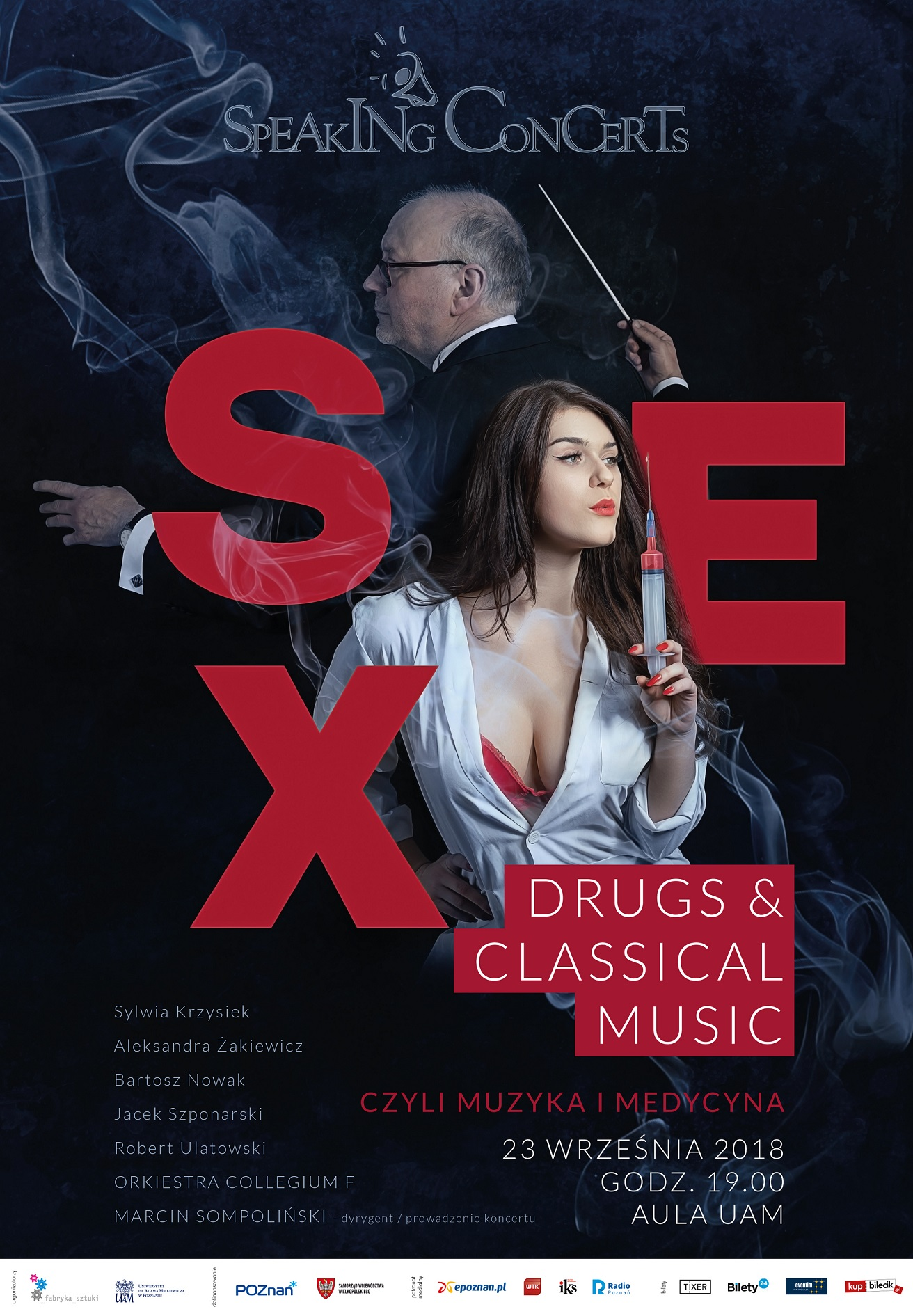 plakat b1 sex drugs wrzesien